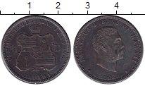 Изображение Монеты Гавайские острова 1/4 доллара 1883 Серебро XF