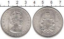 Изображение Монеты Великобритания Бермудские острова 1 крона 1964 Серебро XF