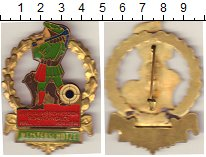 Изображение Монеты Европа Австрия Стрелковый фестиваль 1974 Латунь UNC-