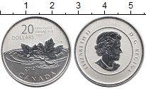 Изображение Монеты Северная Америка Канада 20 долларов 2012 Серебро Proof