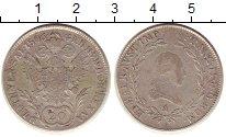 Изображение Монеты Австрия 20 крейцеров 1806 Серебро VF
