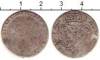 Изображение Монеты Германия Пруссия 6 грошей 1756 Серебро VF