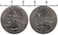 Изображение Мелочь Северная Америка США 1/4 доллара 2009 Медно-никель AUNC