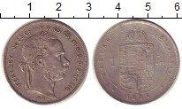 Изображение Монеты Европа Венгрия 1 форинт 1879 Серебро XF