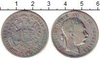 Изображение Монеты Европа Австрия 1 флорин 1880 Серебро VF