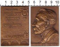 Изображение Монеты Франция Медаль 1922 Бронза XF