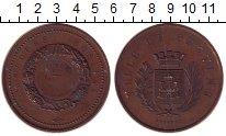 Изображение Монеты Франция Медаль 1876 Медь XF Провен.Музыкальный к