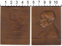Изображение Монеты Франция Медаль 1925 Бронза XF