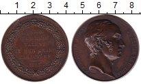 Изображение Монеты Европа Франция Медаль 1833 Медь XF