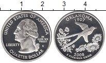 Изображение Монеты Северная Америка США 1/4 доллара 2008 Медно-никель Proof