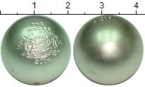 Изображение Монеты Африка Сомали 1 доллар 2008 Медно-никель XF