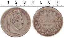 Изображение Монеты Франция 5 франков 1835 Серебро VF