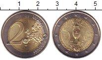 Изображение Монеты Европа Франция 2 евро 2016 Биметалл UNC-