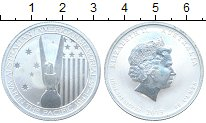 Изображение Мелочь Австралия 50 центов 2013 Серебро UNC