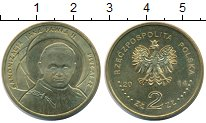 Изображение Монеты Европа Польша 2 злотых 2014 Латунь UNC-