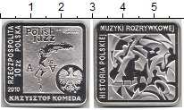 Изображение Монеты Европа Польша 10 злотых 2010 Серебро Proof