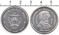 Изображение Монеты Африка Мали 2500 франков 2007 Серебро UNC