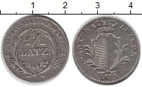 Изображение Монеты Швейцария Люцерн 2 1/2 батзена 1815 Серебро XF