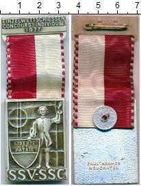 Изображение Монеты Европа Швейцария Стрелковый фестиваль 1977 Медно-никель XF