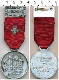 Изображение Монеты Европа Швейцария Стрелковый фестиваль 1975 Медно-никель XF