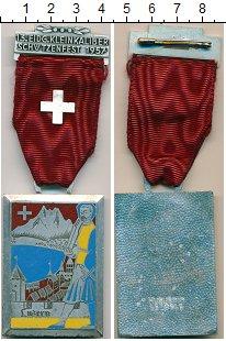 Изображение Монеты Европа Швейцария Стрелковый фестиваль 1957 Медно-никель XF-