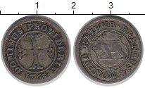 Изображение Монеты Германия Берн 1 крейцер 1765 Серебро XF-