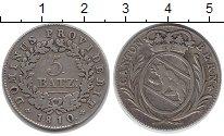 Изображение Монеты Берн 5 батзен 1810 Серебро XF
