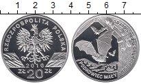 Изображение Монеты Европа Польша 20 злотых 2010 Медно-никель UNC-