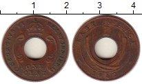 Изображение Монеты Восточная Африка 1 цент 1942 Бронза XF