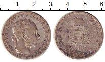 Изображение Монеты Венгрия 1 форинт 1887 Серебро XF