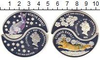Изображение Монеты Фиджи 1 доллар 2011 Серебро Proof-