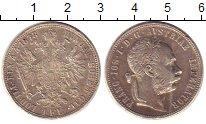Изображение Монеты Европа Австрия 1 флорин 1878 Серебро XF