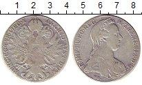 Изображение Монеты Европа Австрия 1 талер 1780 Серебро XF-