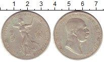 Изображение Монеты Европа Австрия 5 крон 1908 Серебро VF