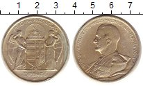 Изображение Монеты Венгрия 5 пенго 1939 Серебро VF