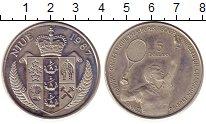 Изображение Монеты Ниуэ 5 долларов 1987 Медно-никель UNC- Борис Беккер
