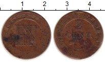 Изображение Монеты Германия Вестфалия 2 сантима 0 Медь VF