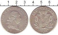 Изображение Монеты Германия Гессен 1 талер 1789 Серебро VF