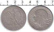 Изображение Монеты Европа Польша 10 злотых 1932 Серебро XF-