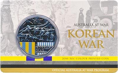 Изображение Подарочные монеты Австралия и Океания Австралия 50 центов 2015 Медно-никель