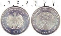 Изображение Монеты Европа Германия 10 евро 2006 Серебро UNC