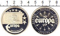 Изображение Монеты Германия жетон 1997 Серебро Proof