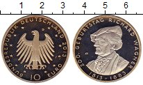 Изображение Монеты Европа Германия 10 евро 2013 Медно-никель Proof-