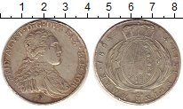Изображение Монеты Саксония 1 талер 1805 Серебро XF