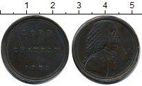 Изображение Монеты Европа Великобритания 1/2 пенни 1773 Медь XF