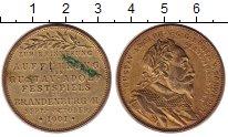 Изображение Монеты Европа Швеция Медаль 1901 Латунь VF