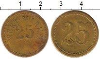 Изображение Монеты Германия 25 пфеннигов 0 Латунь XF