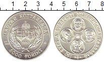 Изображение Монеты Европа Венгрия 5000 форинтов 2003 Серебро UNC-
