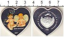 Изображение Монеты Австралия и Океания Палау 5 долларов 2007 Серебро Proof-
