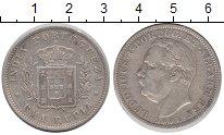 Изображение Монеты Португалия Португальская Индия 1 рупия 1881 Серебро XF